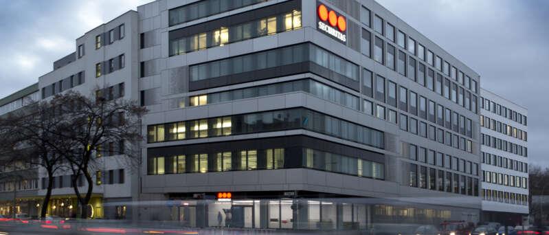 Securitas Hauptsitz in Berlin