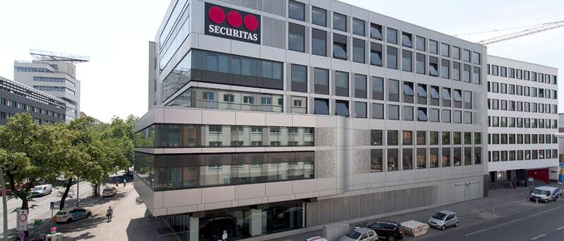 Securitas Sicherheitsdienst in Berlin