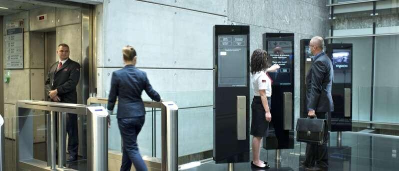 Zutrittssysteme von Securitas